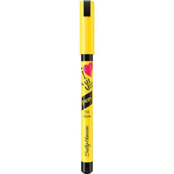 Sally Hansen I Heart Nail Art Fine Pen 320 Yellow