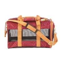 Sherpani Original Red & Orange Dog Carrier Large 19