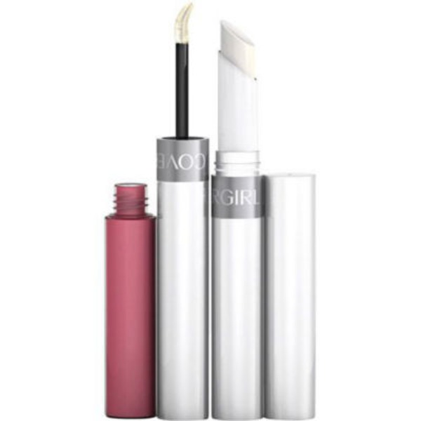 CoverGirl Outlast COVERGIRL Outlast All-Day Moisturizing Lip Color, Pink Cashmere .13 oz (4.2 g) Female Cosmetics