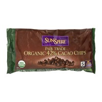 SunSpire Sun Spire Fair Trade Organic 42% Cacao Chips