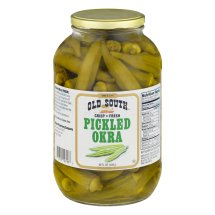 Old South Pickled Okra, 64.0 FL OZ