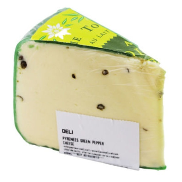Le Roy Pyrenees Green Pepper Cheese