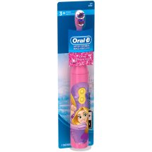 Oral-B Kid's Battery Power Toothbrush featuring Disney Princess Characters
