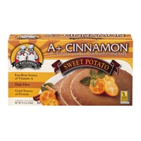 De Wafelbakkers A+ Cinnamon Whole Grain Pancakes Sweet Potato - 6 CT