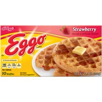 Kellogg's Eggo Strawberry Waffles