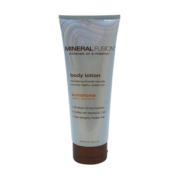 Mineral Fusion Body Lotion Sunstone