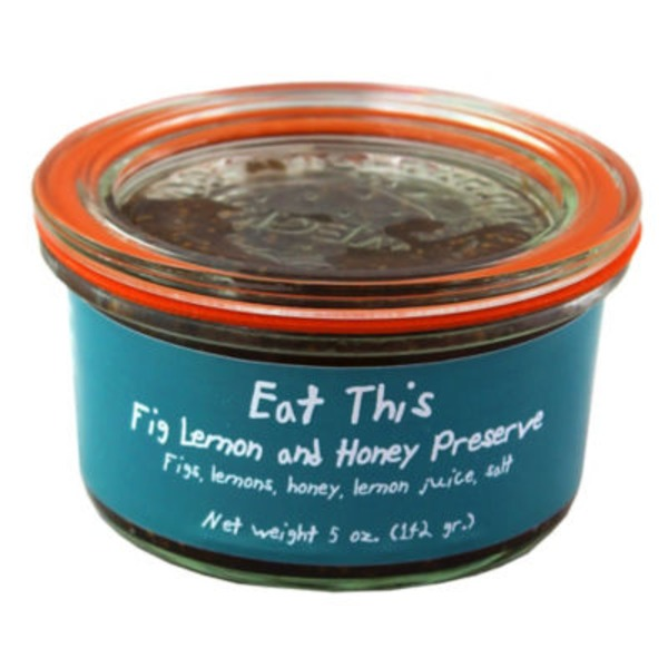 Eat This Fig Lemon & Honey Preserve