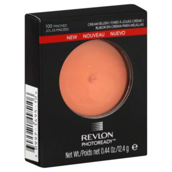 Revlon Cream Blush Pinched 100