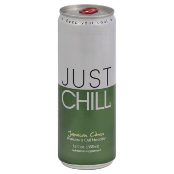 Just Chill Jamaican Citrus