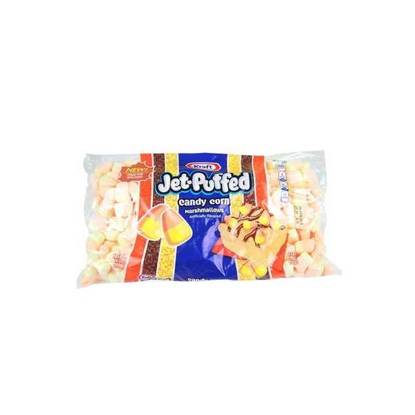 Kraft Jet Puffed Candy Corn Marshmallows