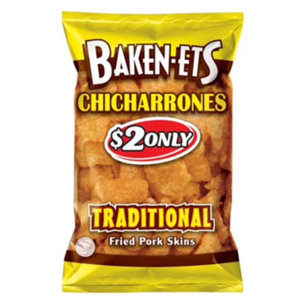 Baken-Ets Chicharones Traditional Fried Pork Skins