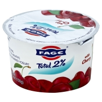 Fage Total Greek Strained Yogurt 2% With Cherry