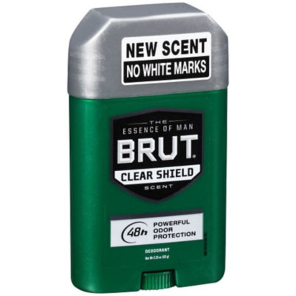 Brut Clear Shield Scent Deodorant
