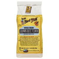 Bobs Red Mill Flour Brown Rice Gluten Free
