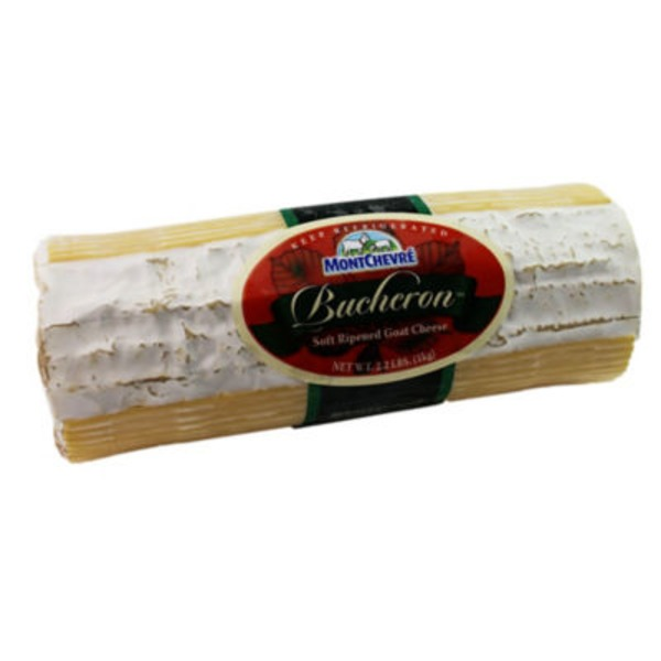 MontChevre Bucheron Cheese