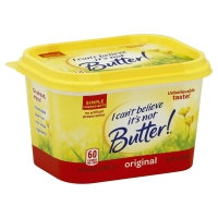 I Cant Believe Its Not Butter Spread Tub