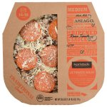 Marketside Ultimate Meat Pizza, Traditional Crust, Medium, 26.5 oz