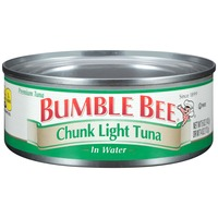 Bumble Bee Premium Chunk Light in Water Tuna