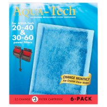 Aqua-Tech EZ-Change #3 Filter Cartridge, 6 pack