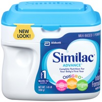 Similac Advance OptiGRO with Iron Infant Formula