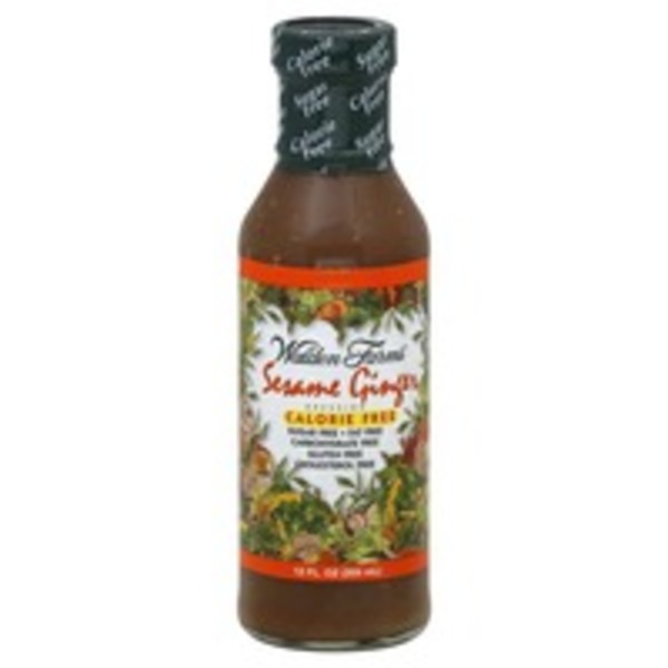 Walden Farms Sesame Ginger Dressing