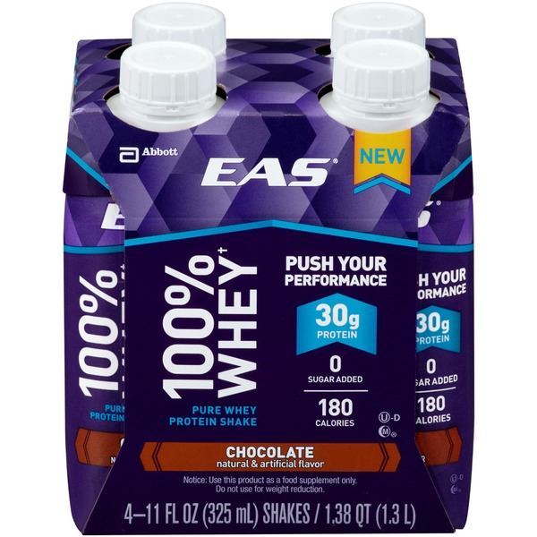 Eas 100% Whey Pure Whey Chocolate Protein Shake