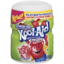 Kool-Aid Drink Mix, Strawberry Kiwi, 19 Oz, 1 Count