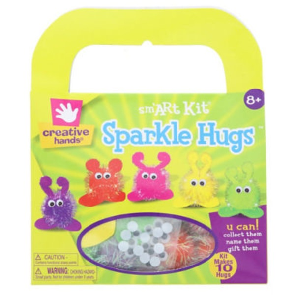 Fibre Craft Creative Hands Sparkle Hugs