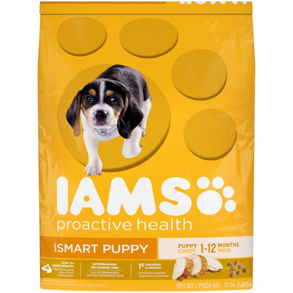 Iams ProActive Health Smart Puppy Food