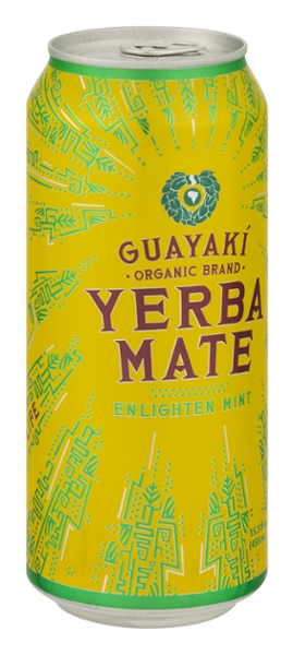 Guayaki enlighten mint