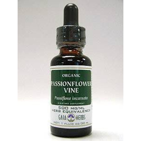 Gaia Herbs Passionflower Vine Extract