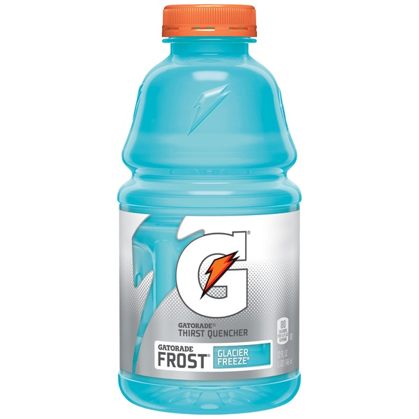 Gatorade G Series Perform Frost Glacier Freeze Sports Drink