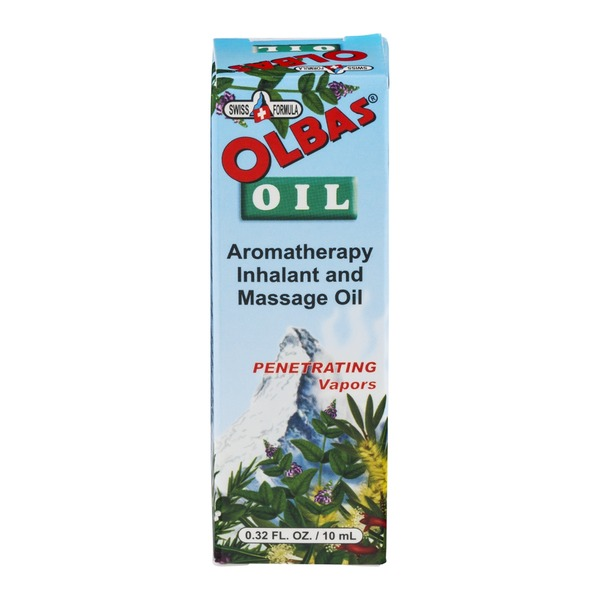 Olbas Oil Aromatherapy Inhalant and Massage Oil