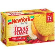 New York Garlic Texas Toast, 8 ct