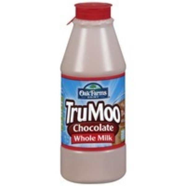 TruMoo Milk, Whole, Chocolate