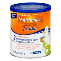 Nutramigen™ with Enflora™ LGG® Hypoallergenic Infant & Toddler Formula Powder 12.6 oz. Canister