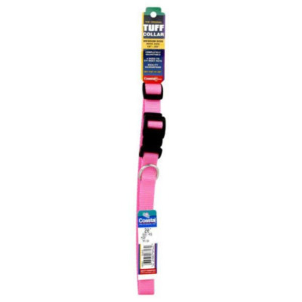 Coastal Pet Pink Medium Tuff Collar