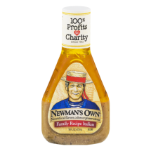 Newman's Own Family Recipe Italian Dressing - 16 ounce