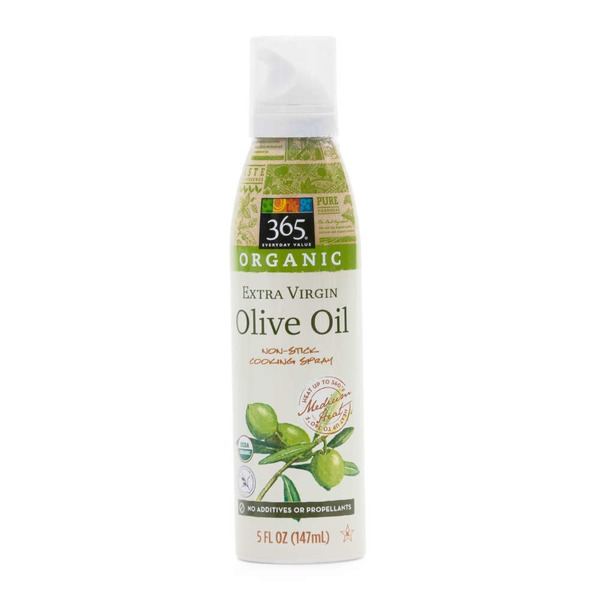 365 Organic Extra Virgin Olive Oil Non-Stick Cooking Spray