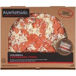 Marketside Colossal Pepperoni Pizza