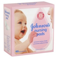 Johnson's® Contour Shape Pads Nursing Pads
