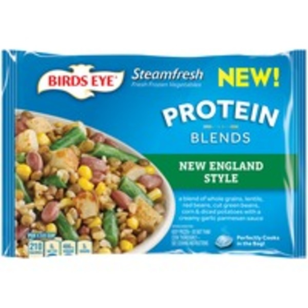 Steamfresh New England Style Protein Blends
