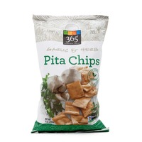 365 Garlic Herb Pita Chips