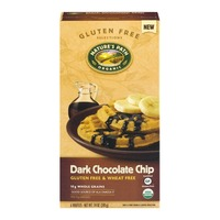 Nature's Path Organic Gluten Free Selections Dark Chocolate Chip Waffles - 6 CT