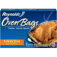 Reynolds Oven Bags Turkey Size Oven Bags