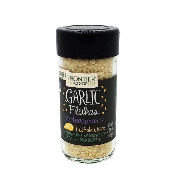 Frontier Flakes Garlic