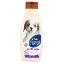 Oster Oatmeal Naturals Baby Powder Gentle Puppy Shampoo, 18 fl oz