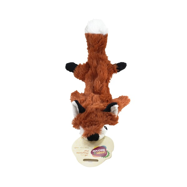 Leaps & Bounds Wildlife Fox Unstuffed Small Plush