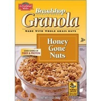 Breadshop Granola Gone Nuts
