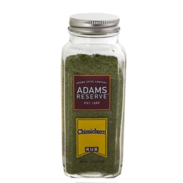 Adams Reserve Chimichurri Rub